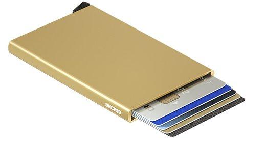 secrid cardprotector (c-gold)