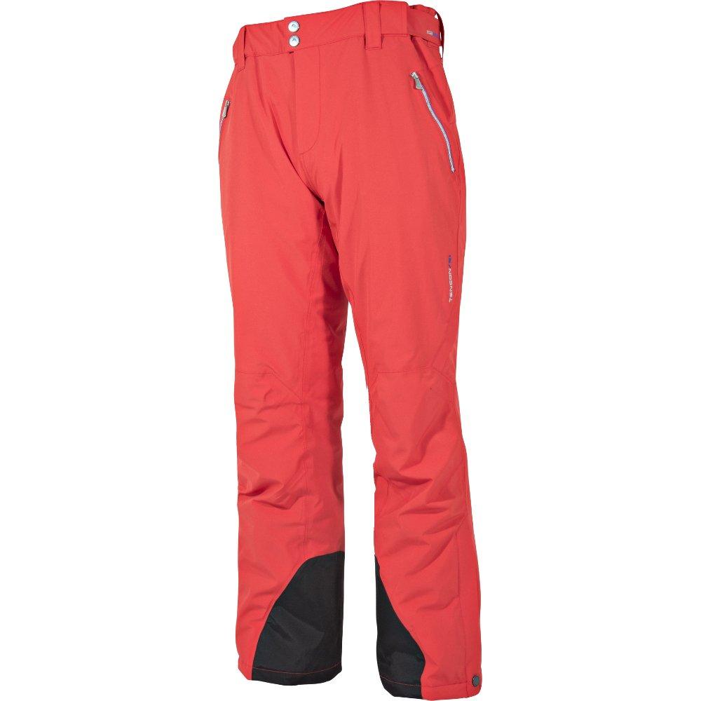 spodnie tenson zidny mĘskie red