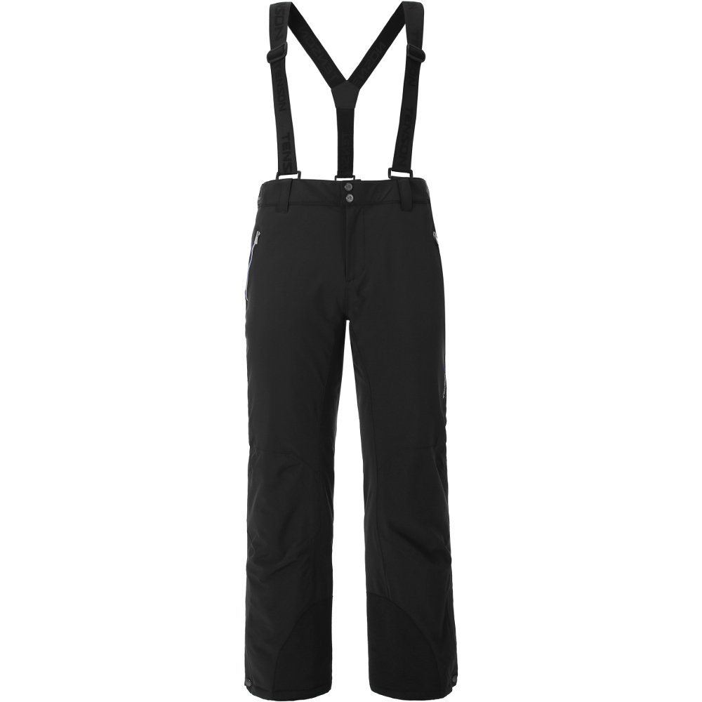 spodnie tenson zidny mĘskie black