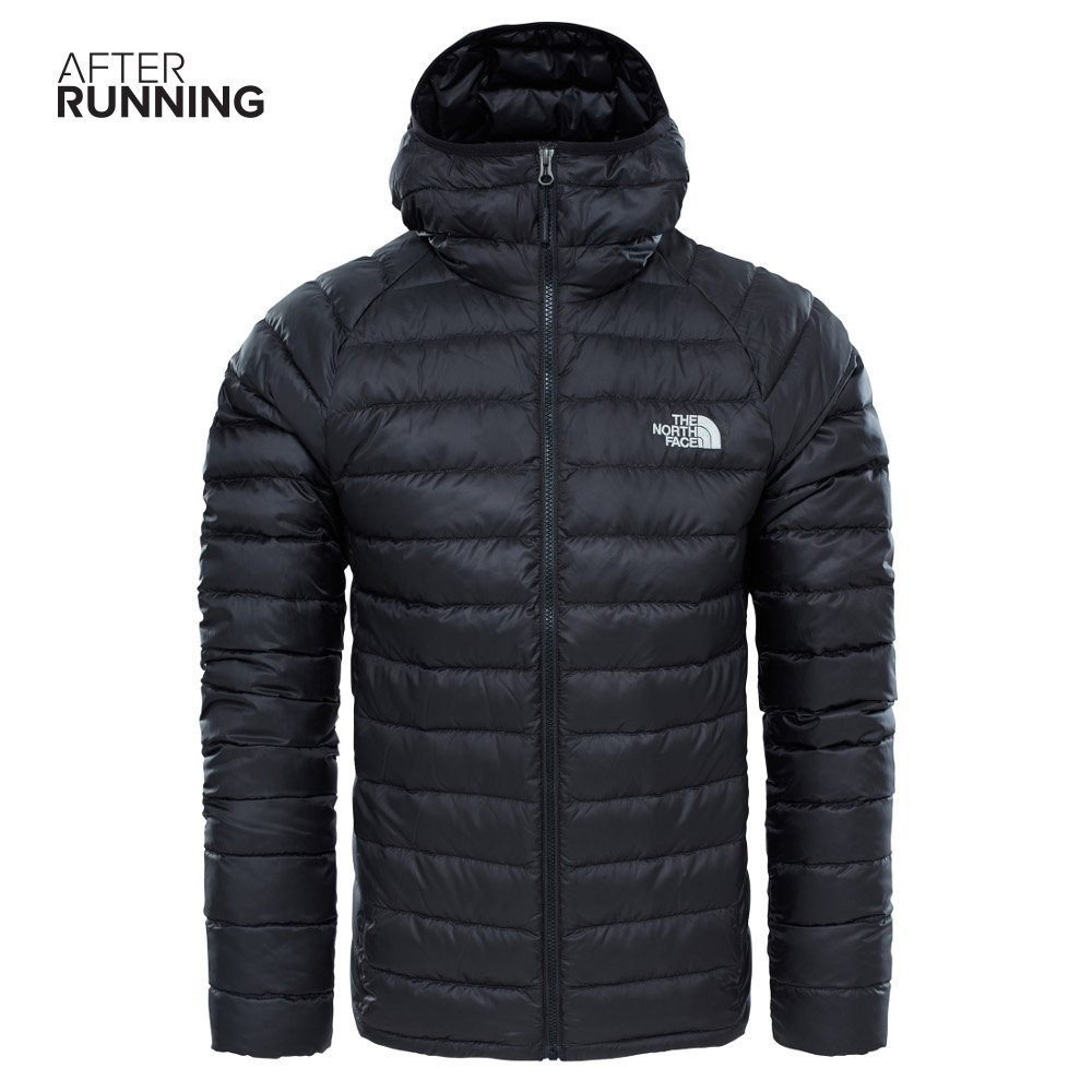 the north face trevail hoodie m czarna