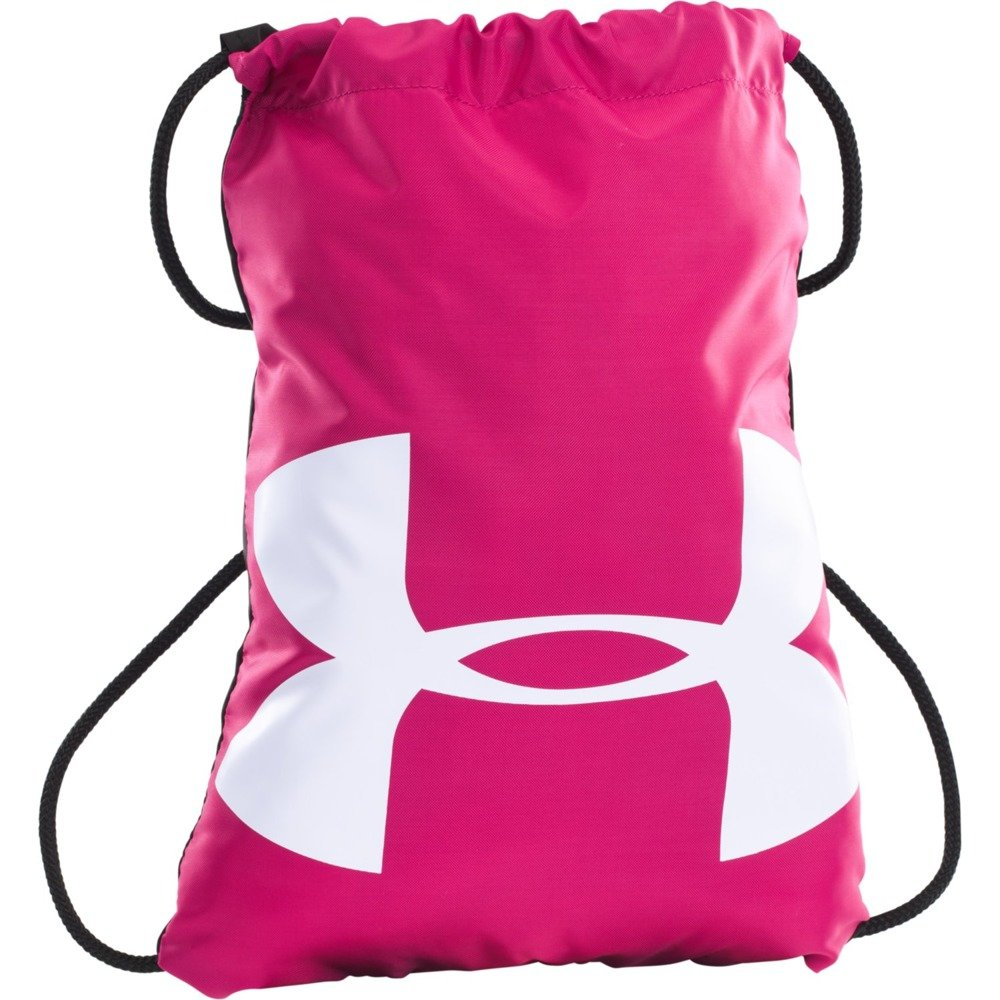 under armour ua ozsee sackpack pink