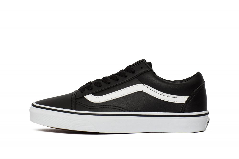vans old skool leather (va38g1nqr)
