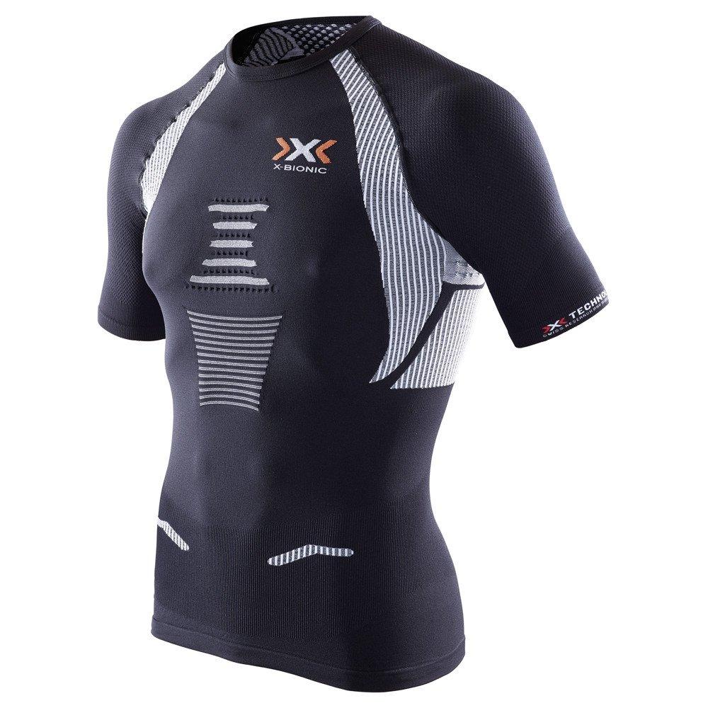 x-bionic the trick running shirt m czarna