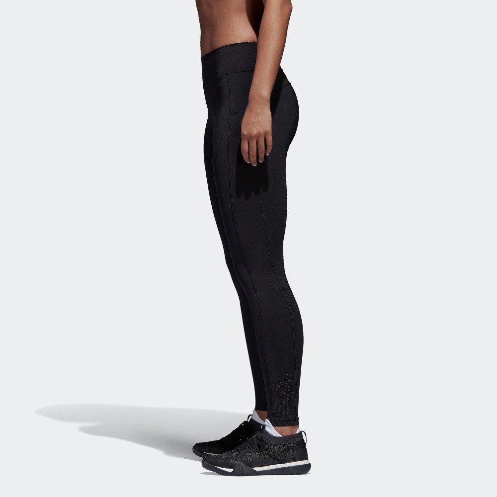 adidas believe this regular-rise climachill tights w czarne
