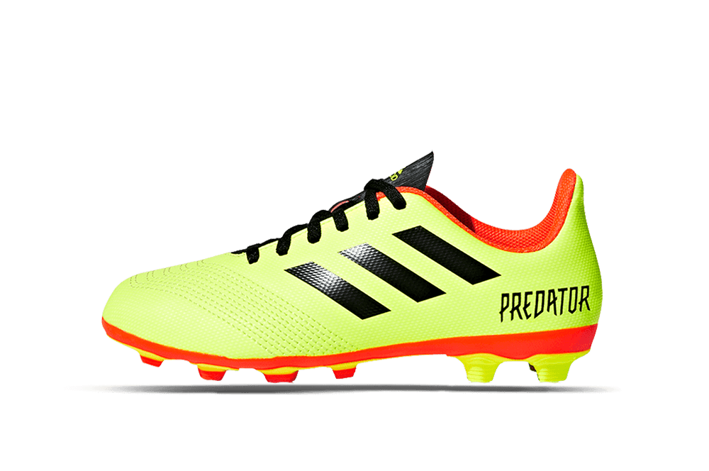 adidas Predator 18.4 FXG Junior
