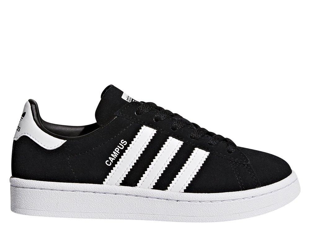 Najnowsza moda kup dobrze urzędnik adidas Campus C czarno-białe