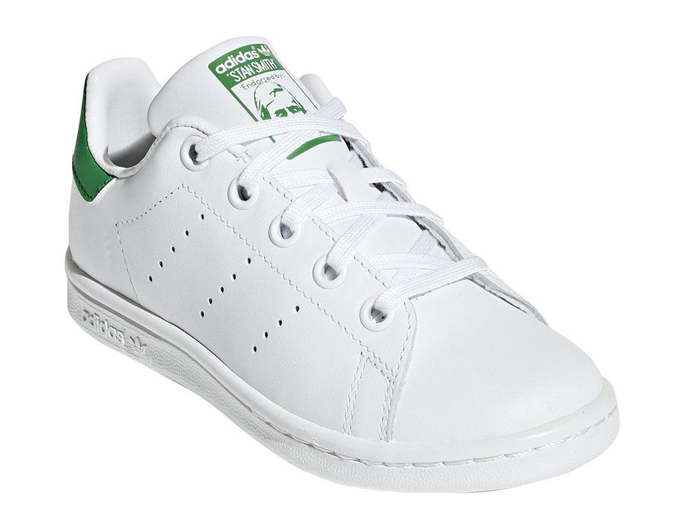adidas stan smith cf c biało-zielone