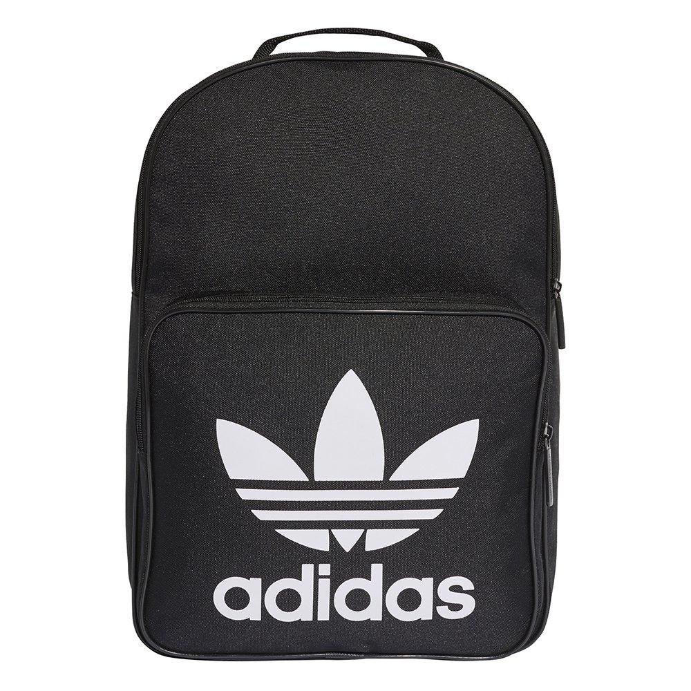 adidas classic trefoil backpack black