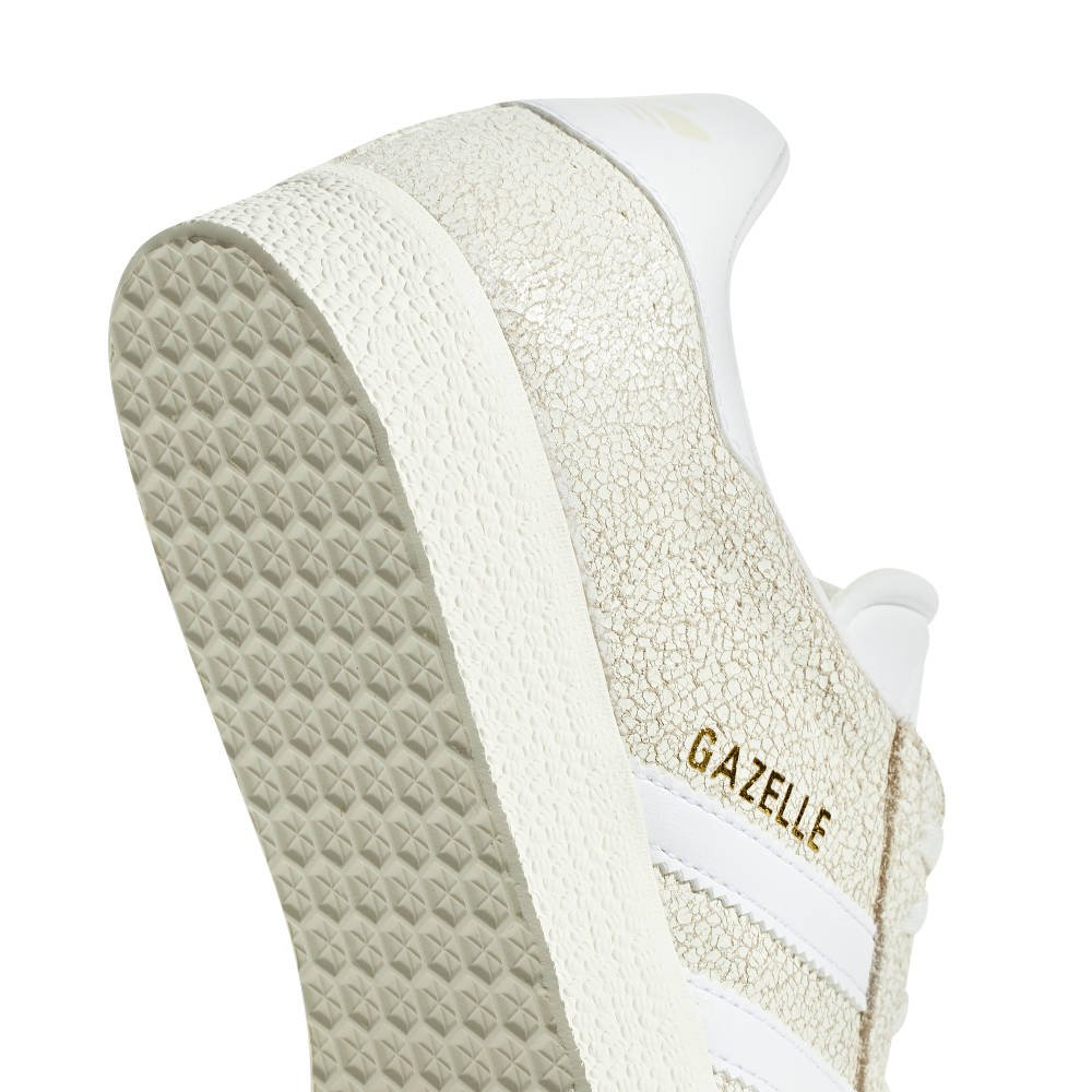 adidas Gazelle W Damskie Beżowe (B41655)
