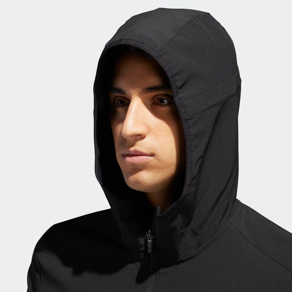 adidas response jacket m czarna