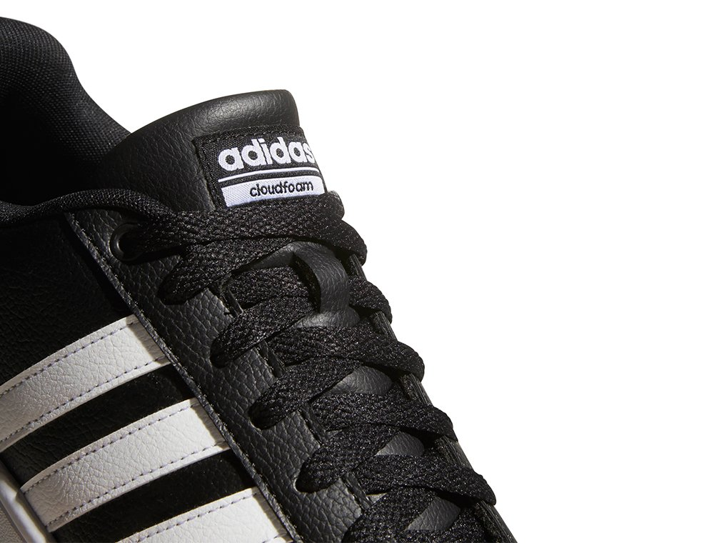 adidas Cloudfoam Advantage czarno białe