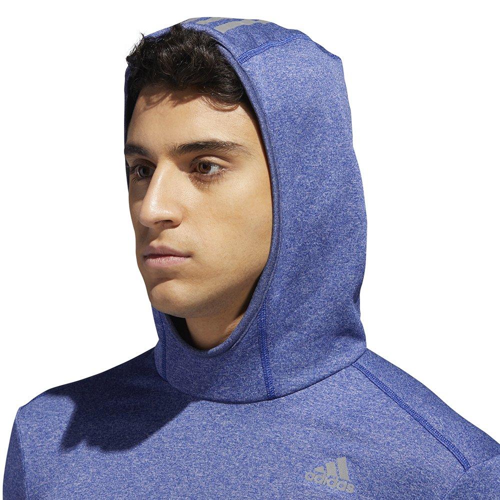 adidas response astro hoodie m niebieska