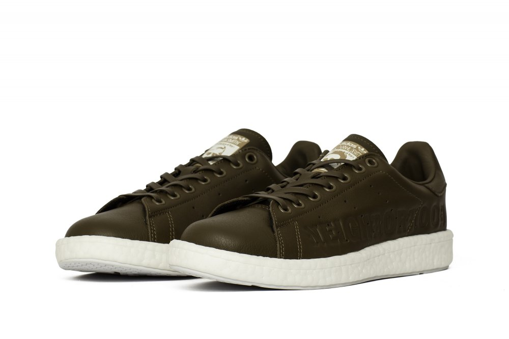 adidas x neighborhood stan smith boost (b37342)