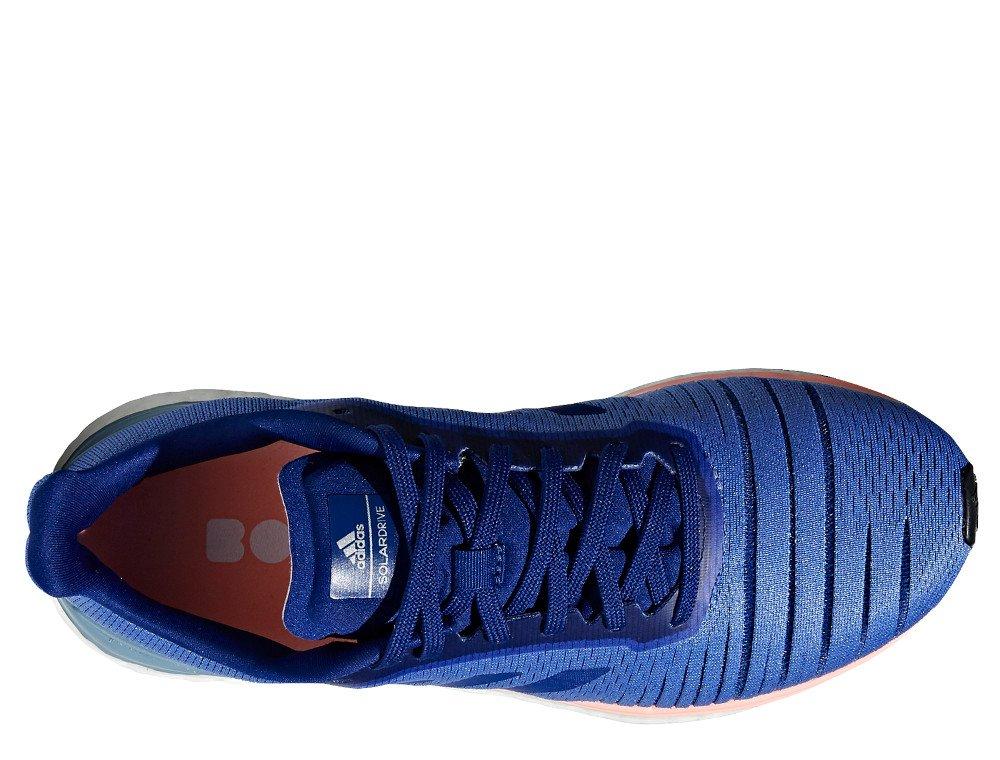 adidas solar drive w fioletowo-niebieskie