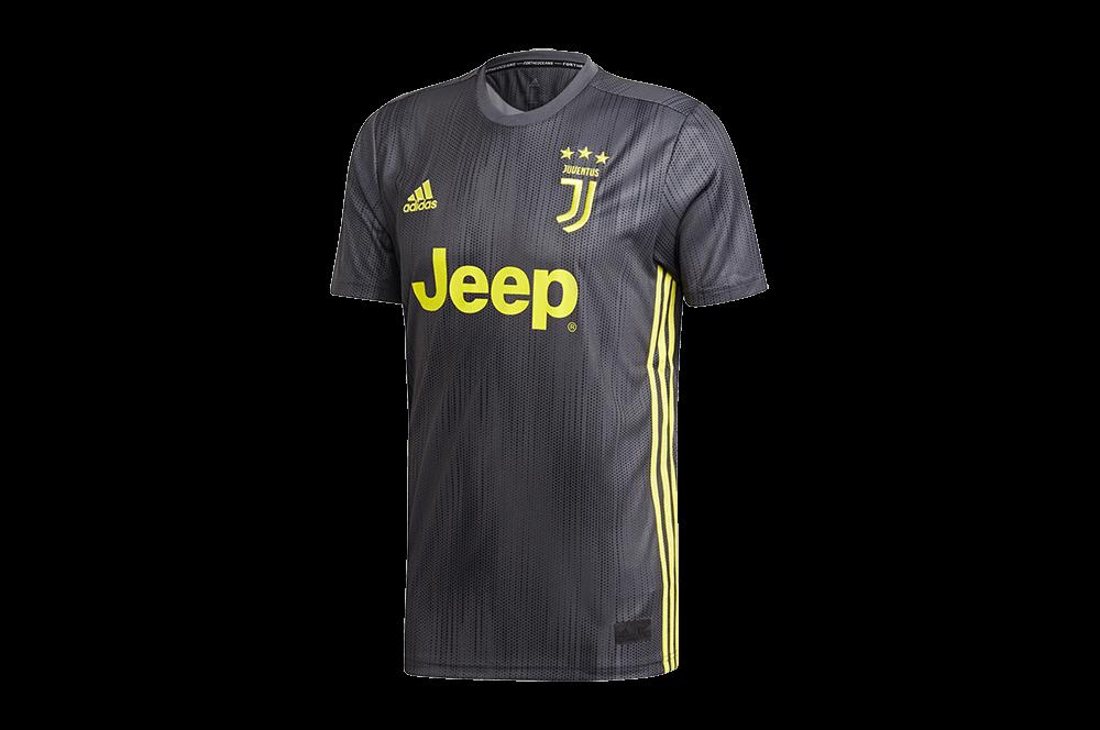 Nowe zdjęcia nowy design nowy autentyczny Koszulka adidas Juventus Turyn 18/19 T Replica (DP0455)