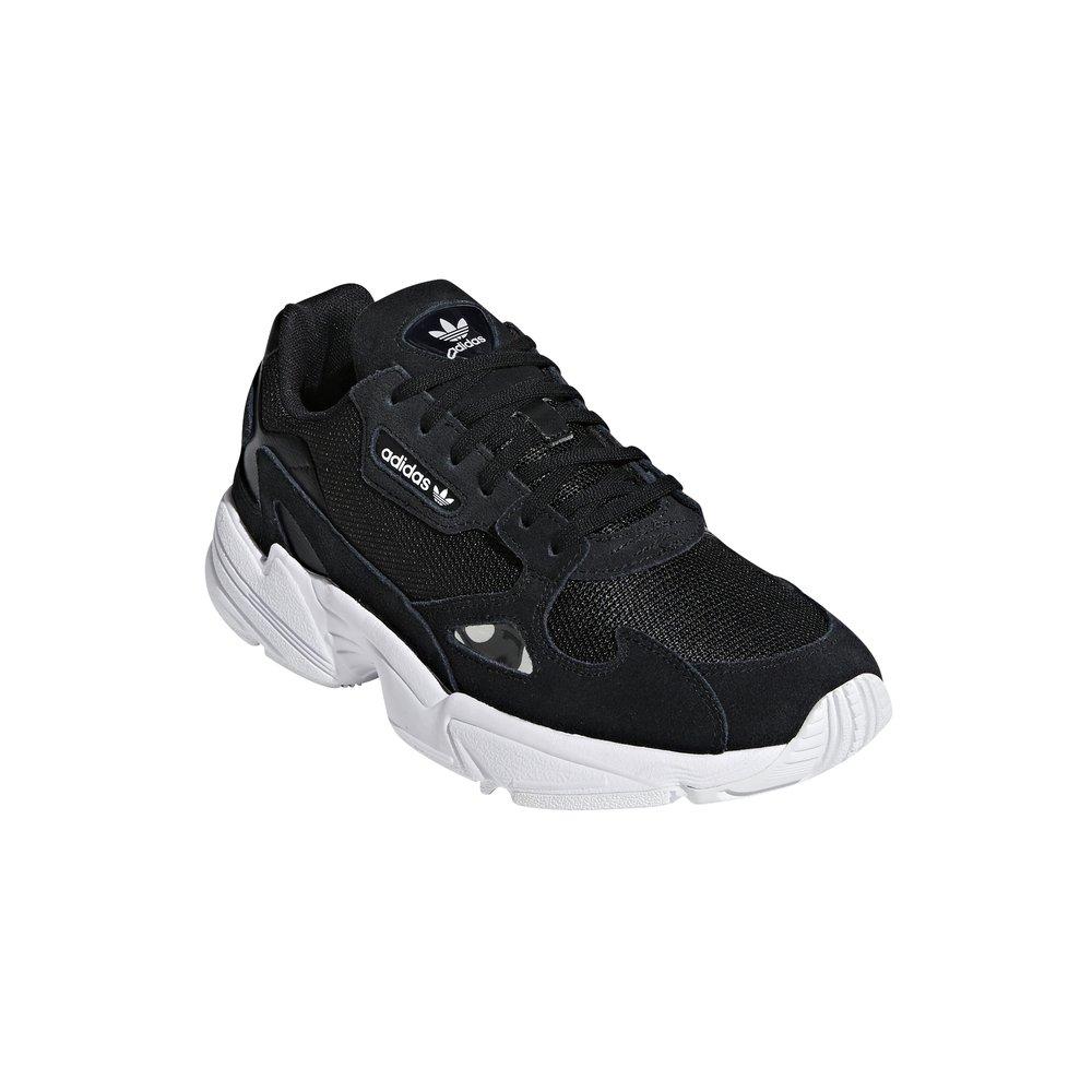 adidas Falcon W Black White For Sale