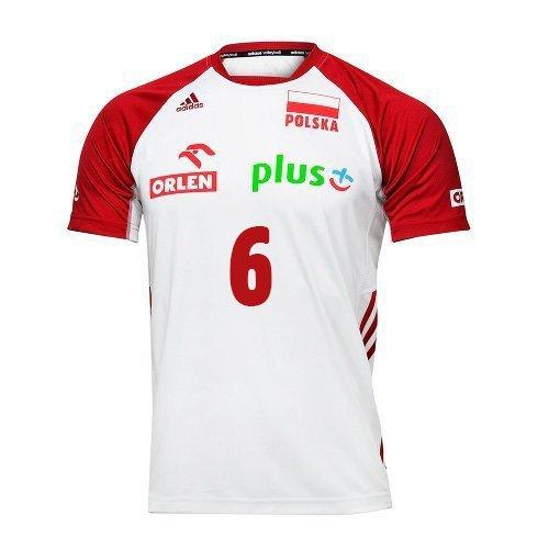 adidas Reprezentacja Polski KUREK #6