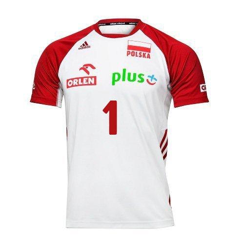 koszulka adidas reprezentacji polski nowakowski #1