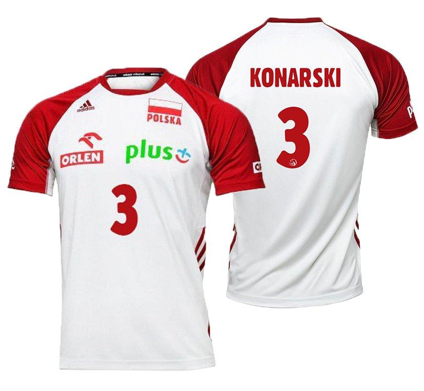 koszulka adidas reprezentacji polski konarski #3