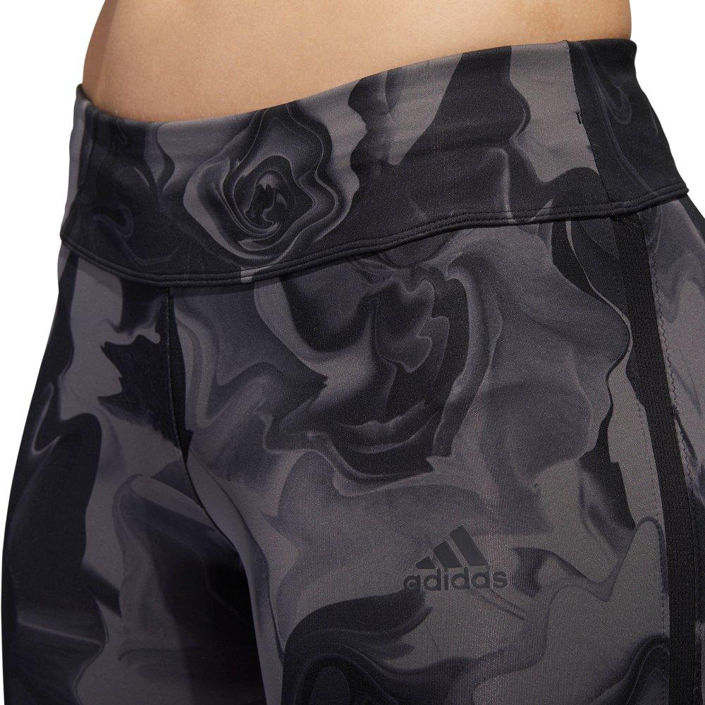 adidas response tights w czarno-szare