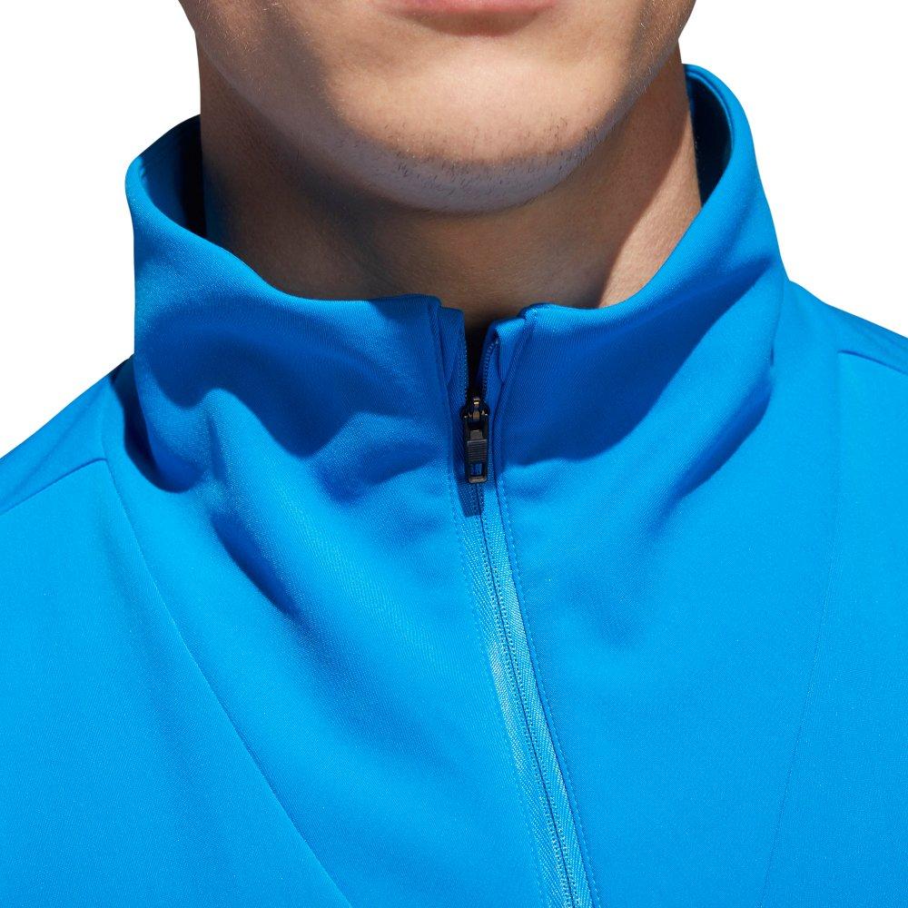 adidas bluza błękitna