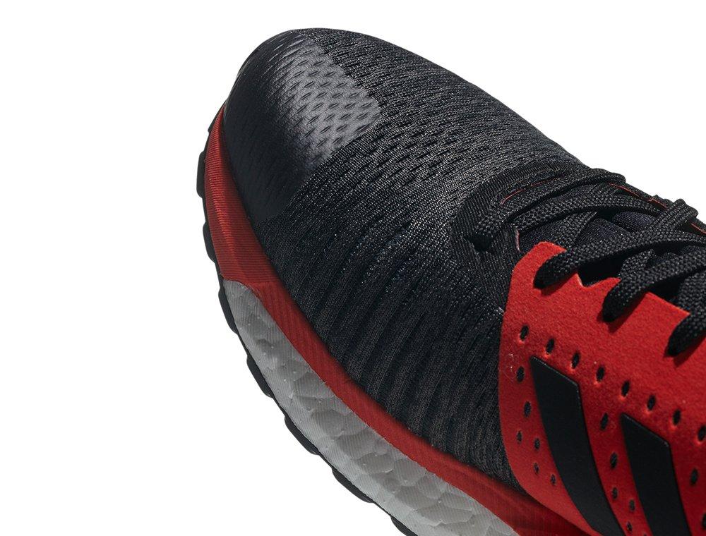adidas solar glide st m czerwono-czarne