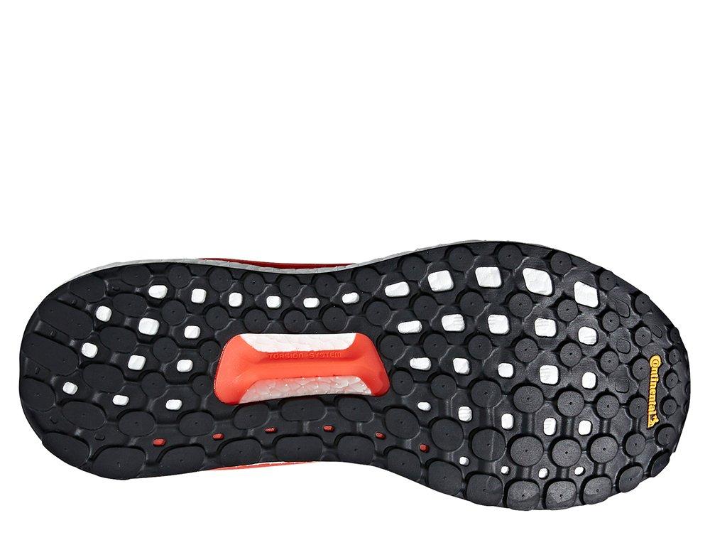 adidas solar glide st grey / core black / hi-res red