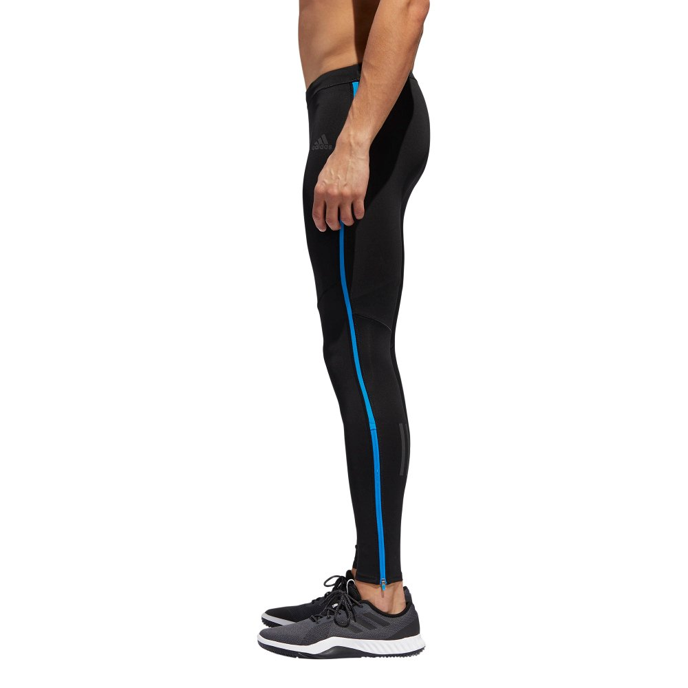 adidas response long tights m czarne