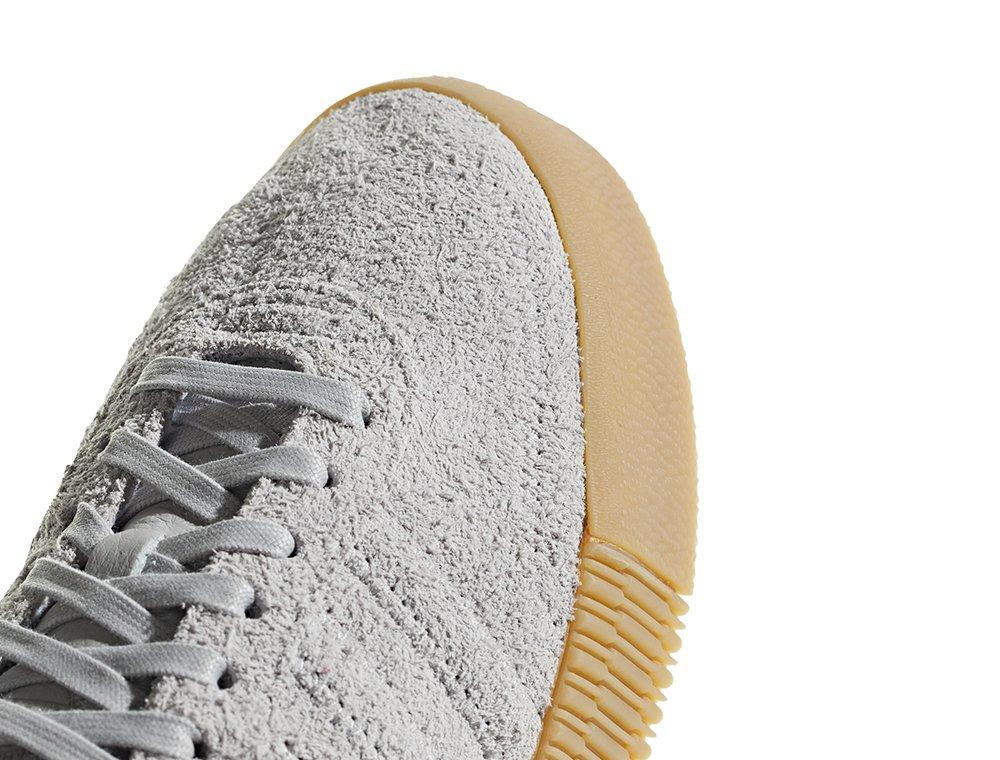 adidas sambarose w damskie szare (b37860)
