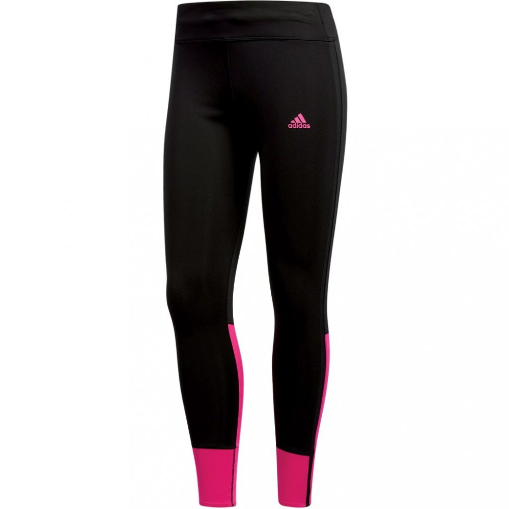 adidas response tights w czarne