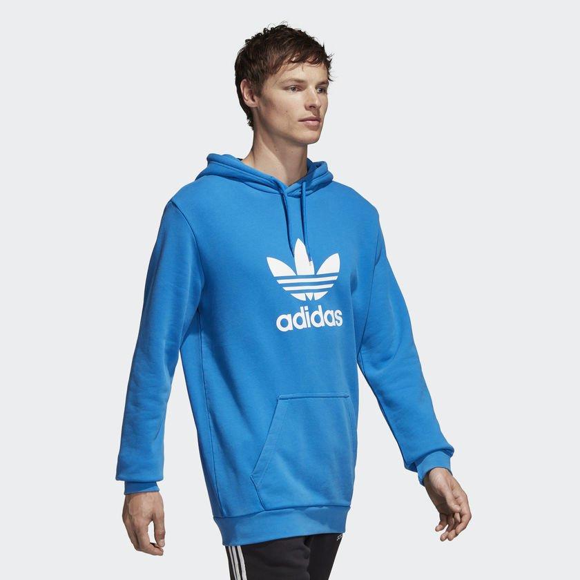 adidas trefoil hoody (dt7965)