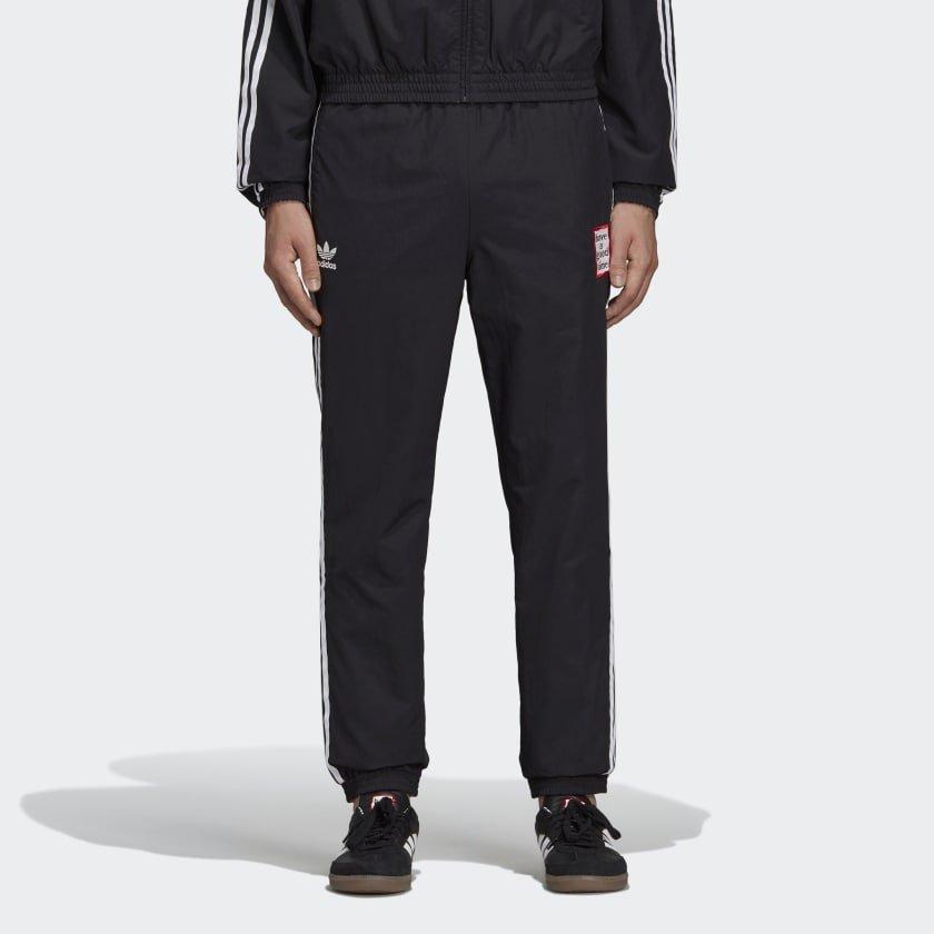 adidas x hagt reversible track pants (dp7445)