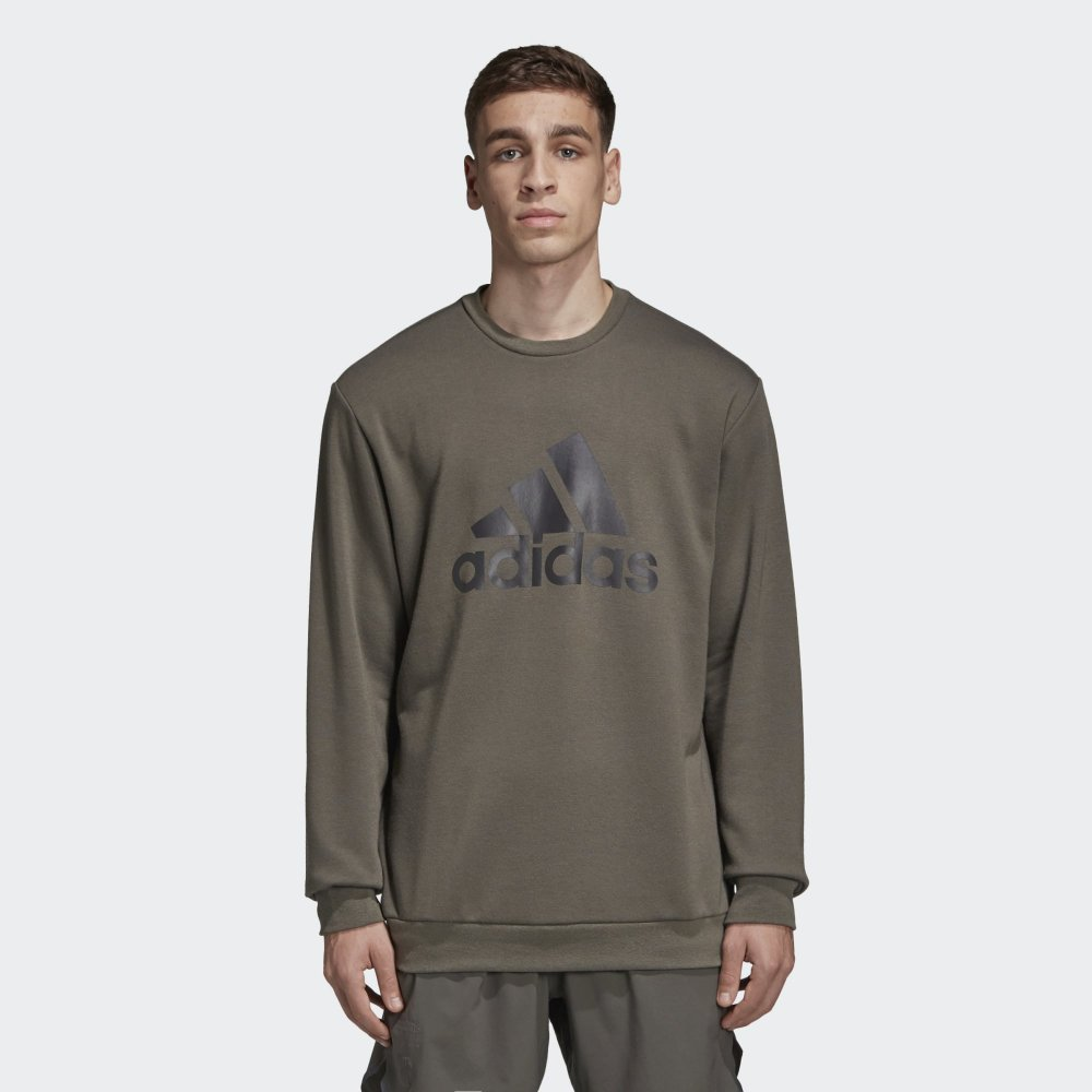 adidas x undefeated run crewneck (dn8781)