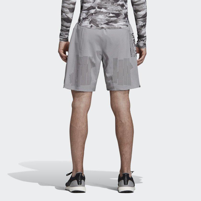 adidas x undefeated ultra ltd short (dn8773)