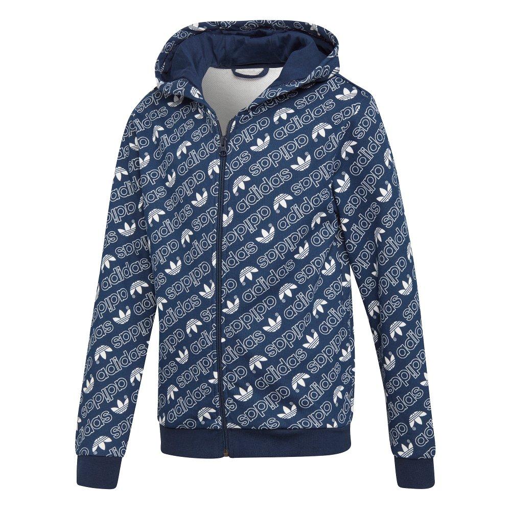 niska cena więcej zdjęć w sprzedaży hurtowej Bluza adidas J TRF (DH2696)