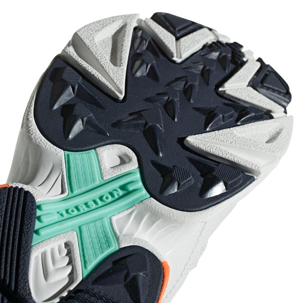 adidas Falcon W Damskie Białe (B37845)