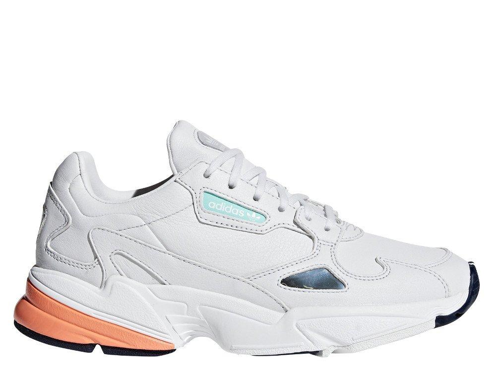Buty Damskie adidas Falcon W Białe | WorldBox [B37845
