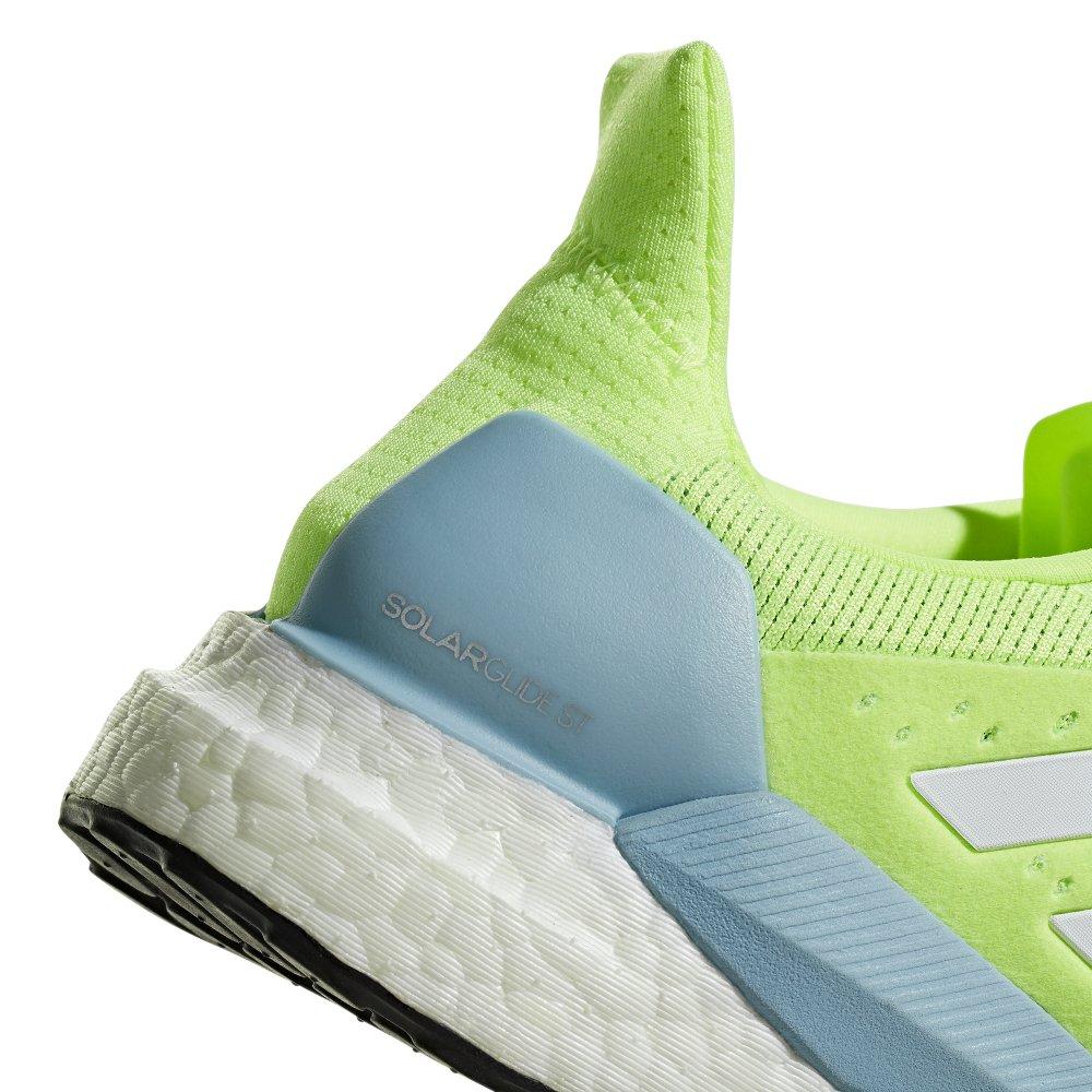 adidas solar glide st w jaskrawy-limonkowy