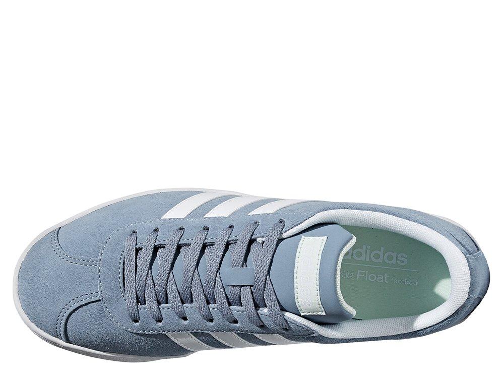 ogromny wybór najlepiej tanio wykwintny design adidas VL Court 2.0 Blue