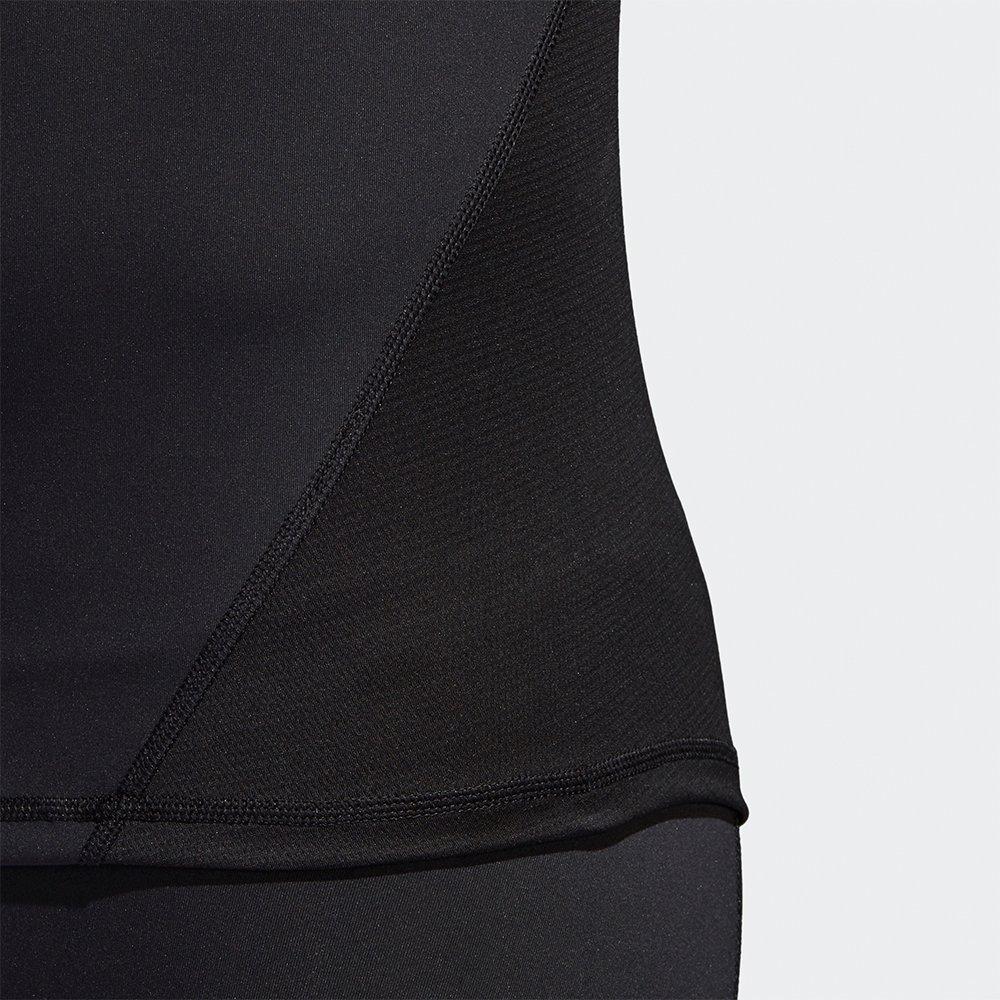 adidas alphaskin sport tee black