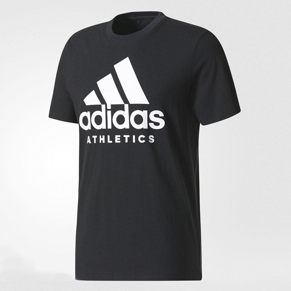 adidas sport id tee black
