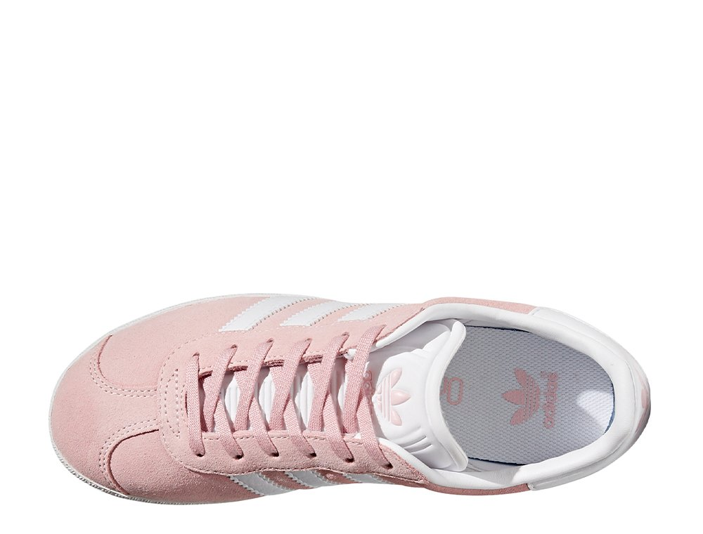 adidas gazelle j pink