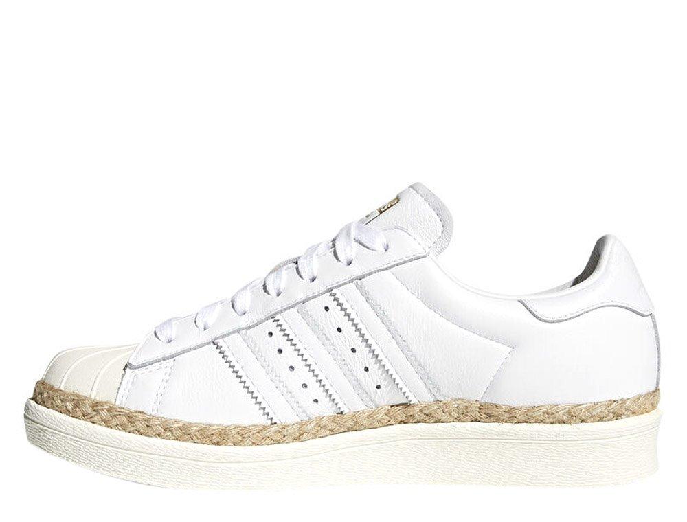 adidas superstar 80s new bold damskie białe (da9573)
