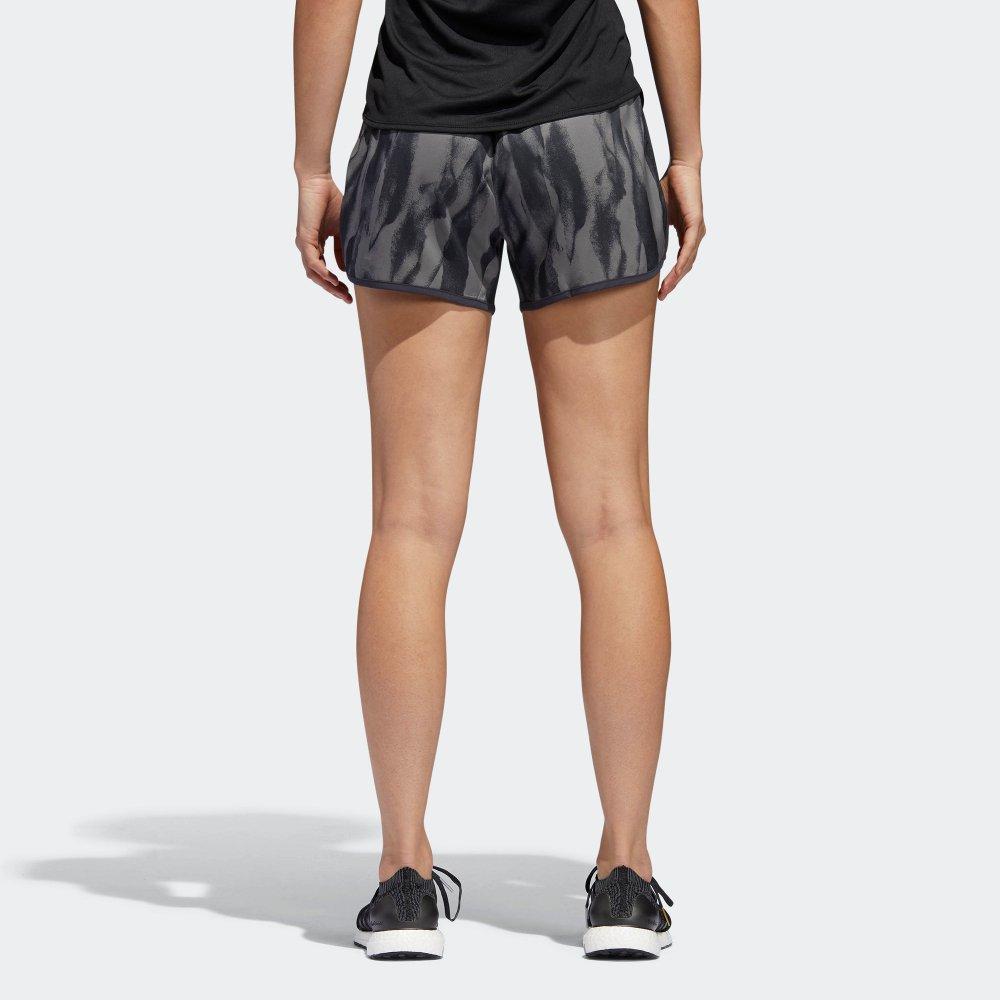 adidas m10 shorts w szare