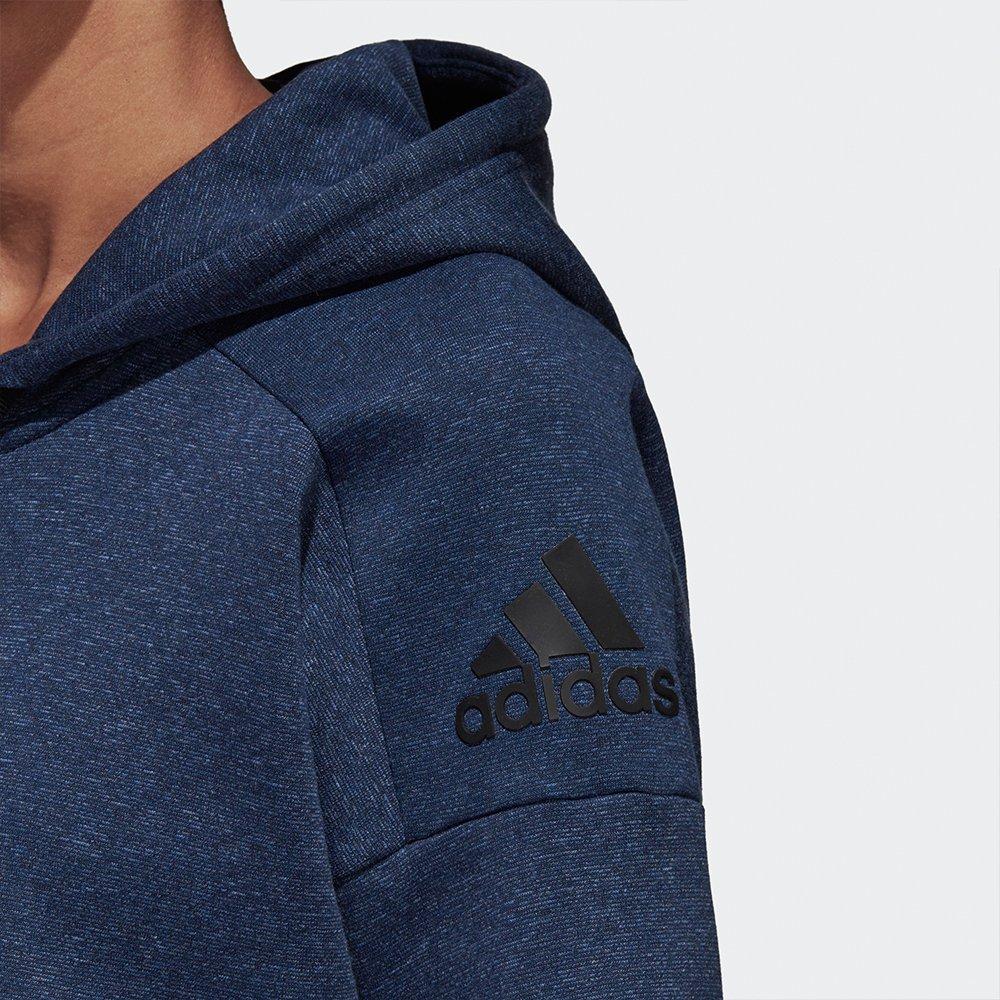 adidas id stadium hoodie stadium heather