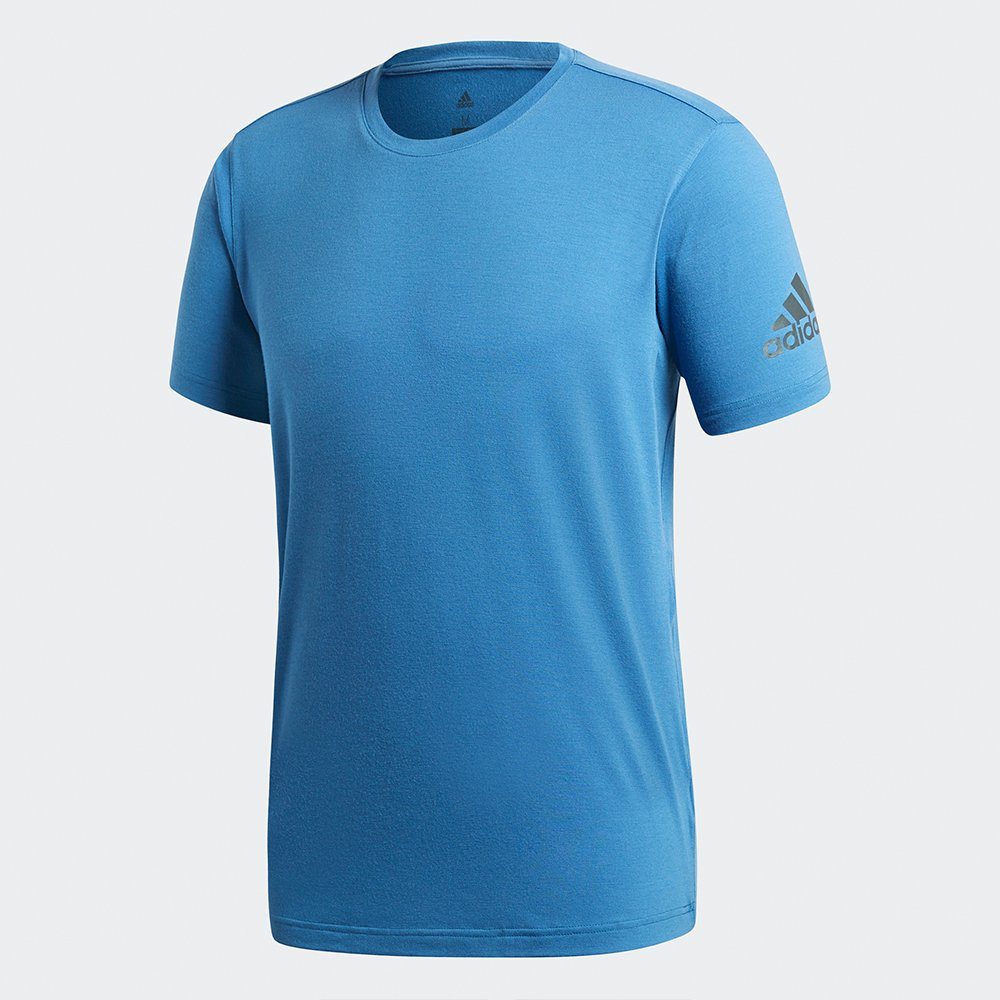 adidas freelift prime tee blue