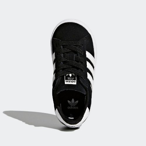 adidas campus el i czarno-białe