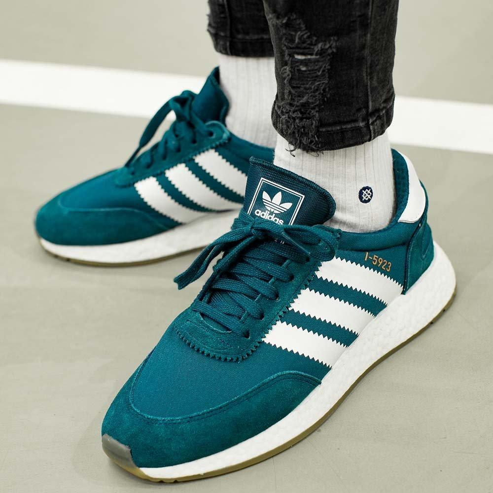adidas I 5923 W Damskie Zielone (CQ2529)