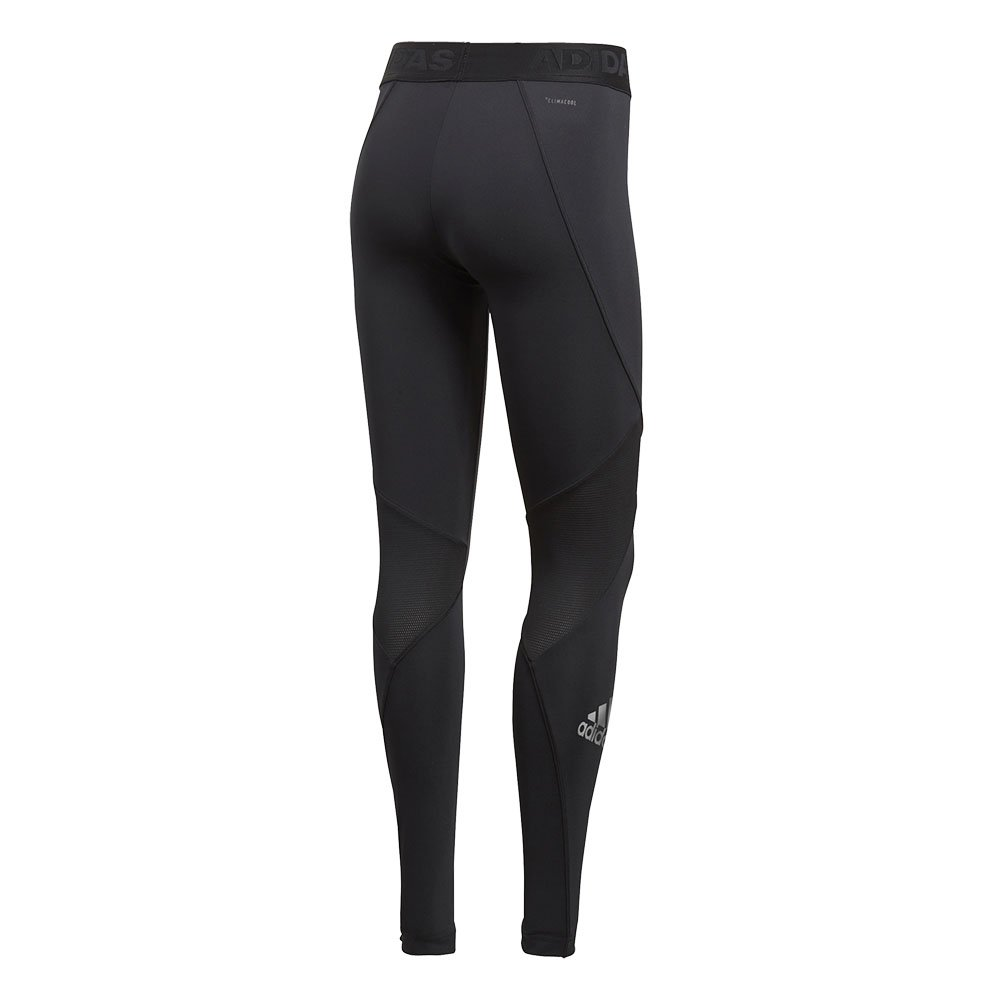 adidas alphaskin sport tights czarne