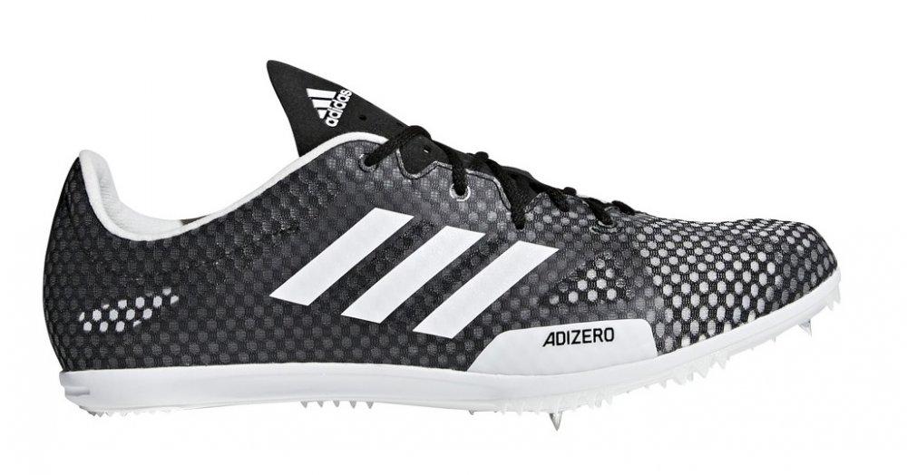 adidas adizero ambition 4 m czarno-biaŁe
